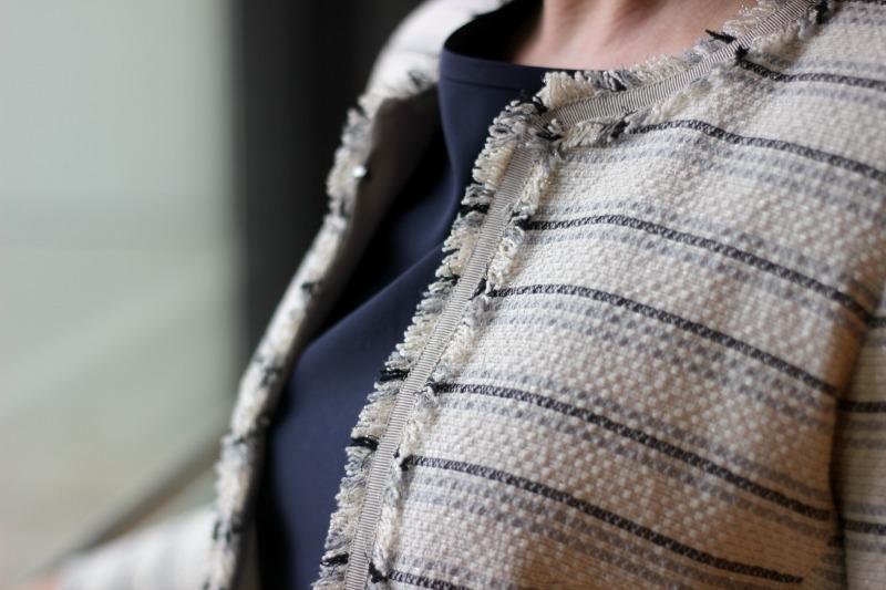 Detail 1_Blazer und Bluse