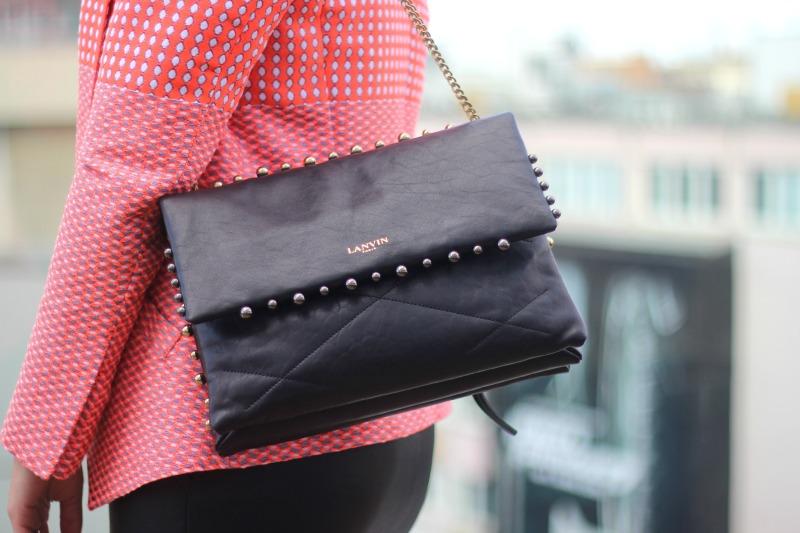 Detail 2_Sly Blazer Rock_Lanvin Tasche