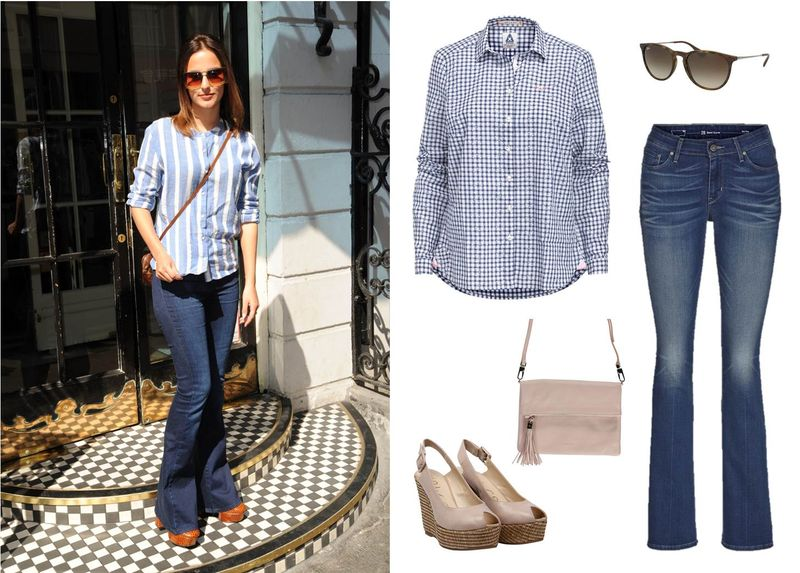 Lucy Watson_Jeans Style
