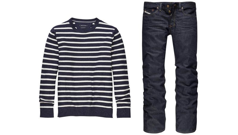 Marc O'Polo Pullover_Diesel Jeans