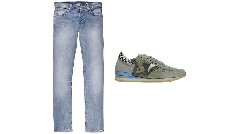 Strellson Jeans_Philippe Model Sneaker