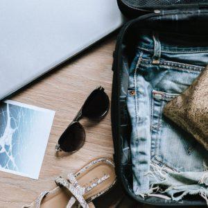 Die 4 ultimativen Regeln zum Koffer packen