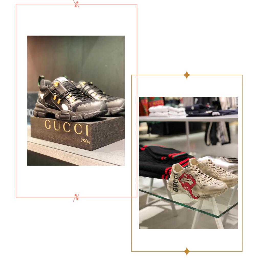 Luxus Geschenk Gucci
