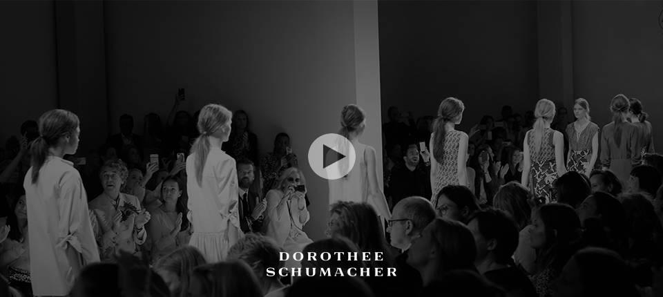 20.01., 10 Uhr: Dorothee Schumacher Fashion Show Livestream