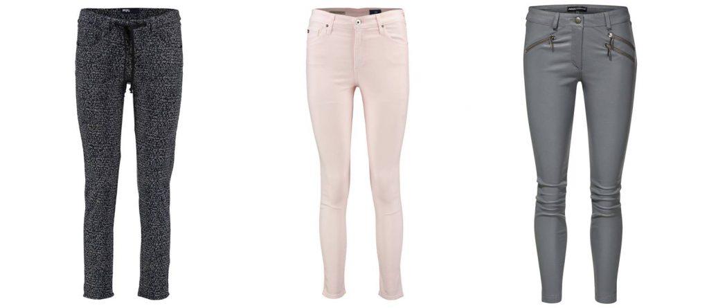 Schmale Hosen