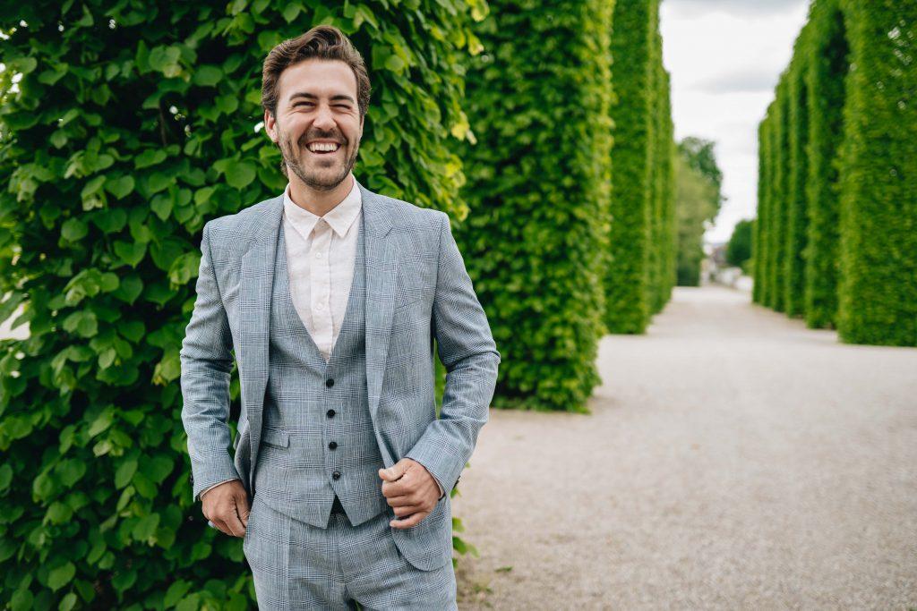detailed look 03054 9119a Suit up! Pimp' deinen Anzug für eine Hochzeit! - FASHION UP ...