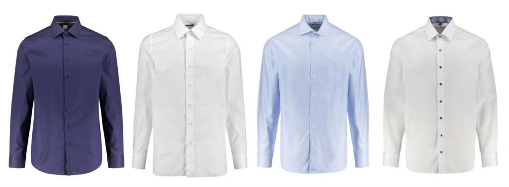 Anzug pimpen mit Hemd