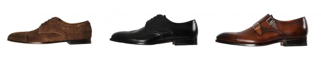 Anzug pimpen mit eleganten Schuhe