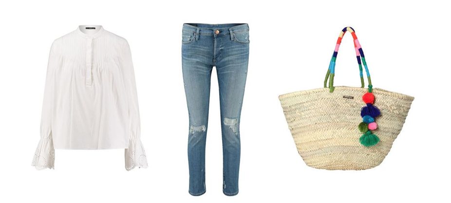 Destroyed Jeans Outfitinspiration