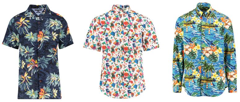 Festival Outfit - Herren-Hemden
