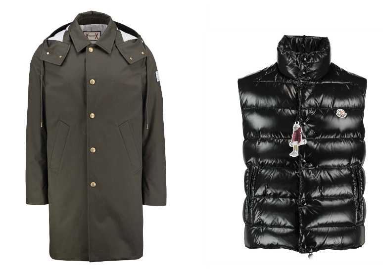 Collage Moncler