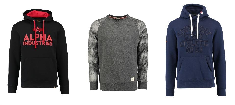 Collage Sweatshirts