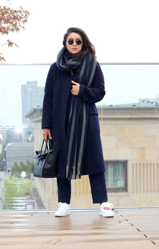 Ganzkörper Mantel