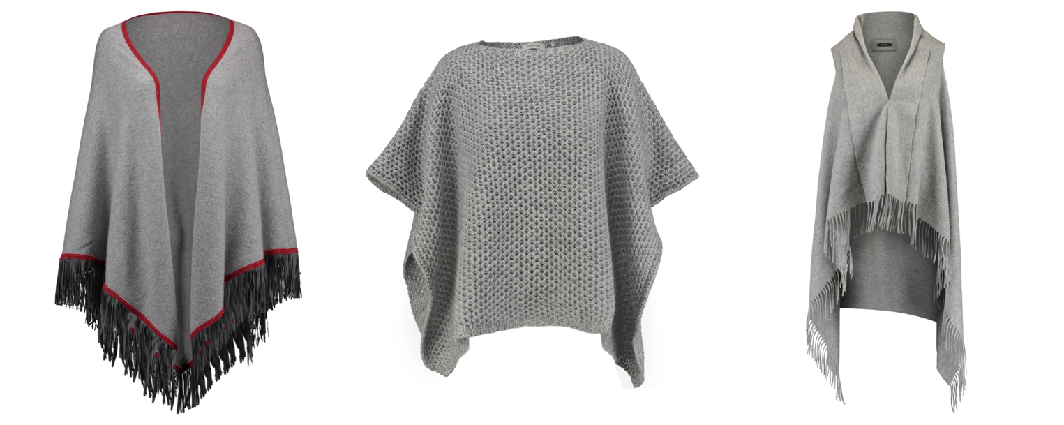 Ponchos Capes Richtig Kombinierenfashion Up Your Life
