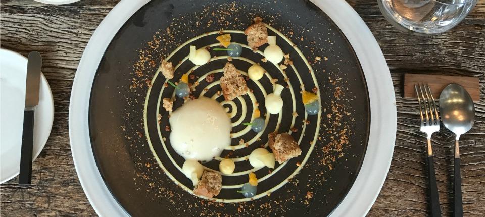 """Weihnachts-Dessert """"Monnemer Dreck"""" à la Tristan Brandt"""