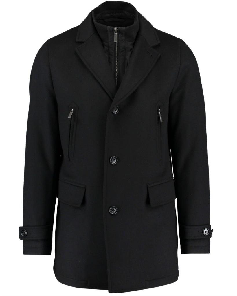Mantel Boss geschnitten