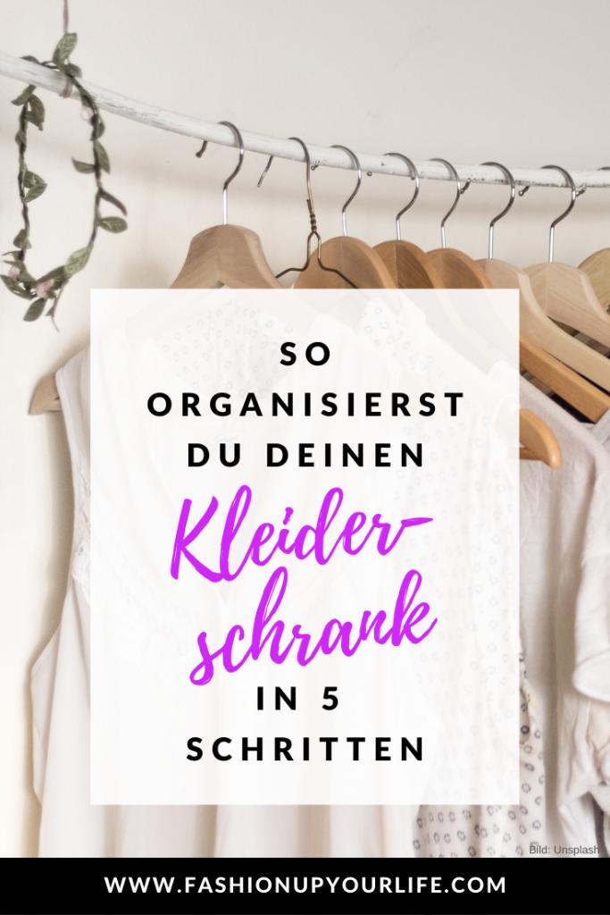 Kleiderschrank-ausmisten-organisieren