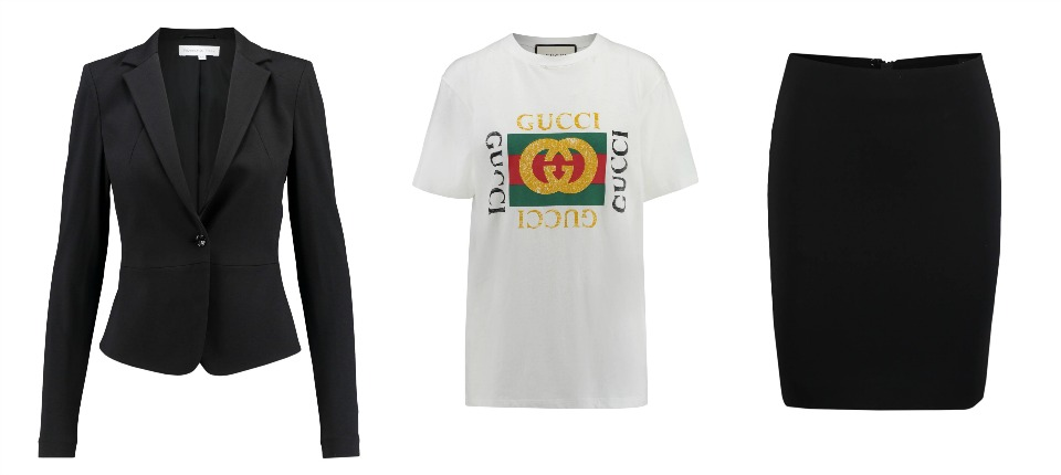 Collage Gucci Shirt