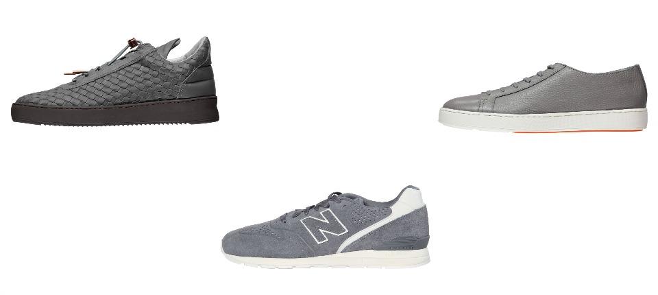 CollageSneakersGrau
