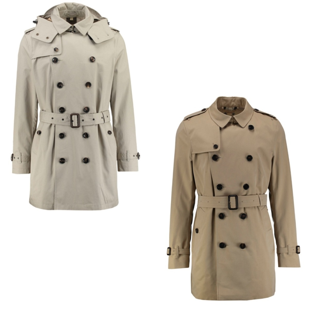 CollageTrenchcoatsBurberry