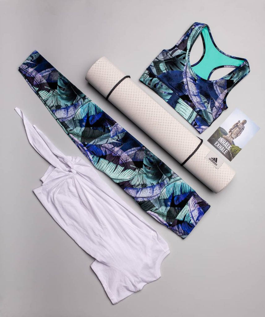 Hey Honey Yoga Outfit