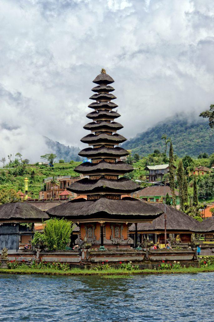 Urlaubsziele Bali Tempel