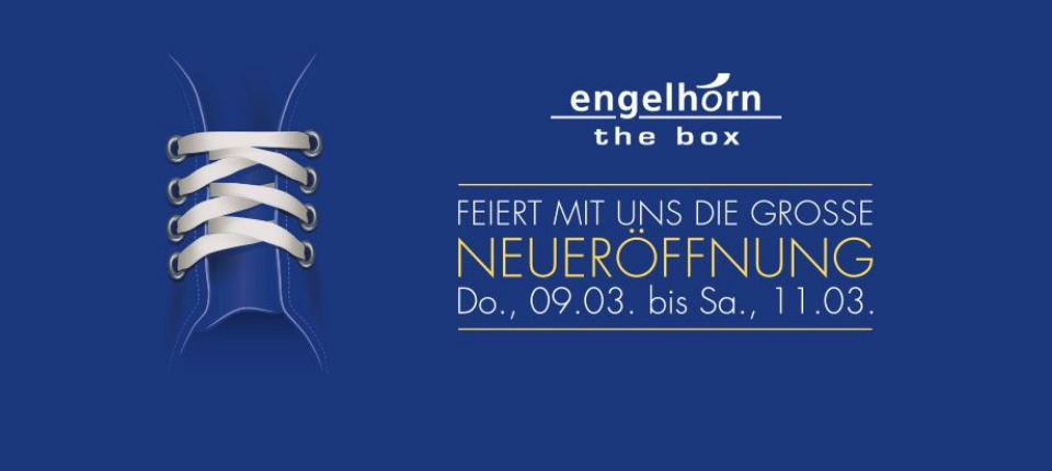 We proudly present: engelhorn the box!