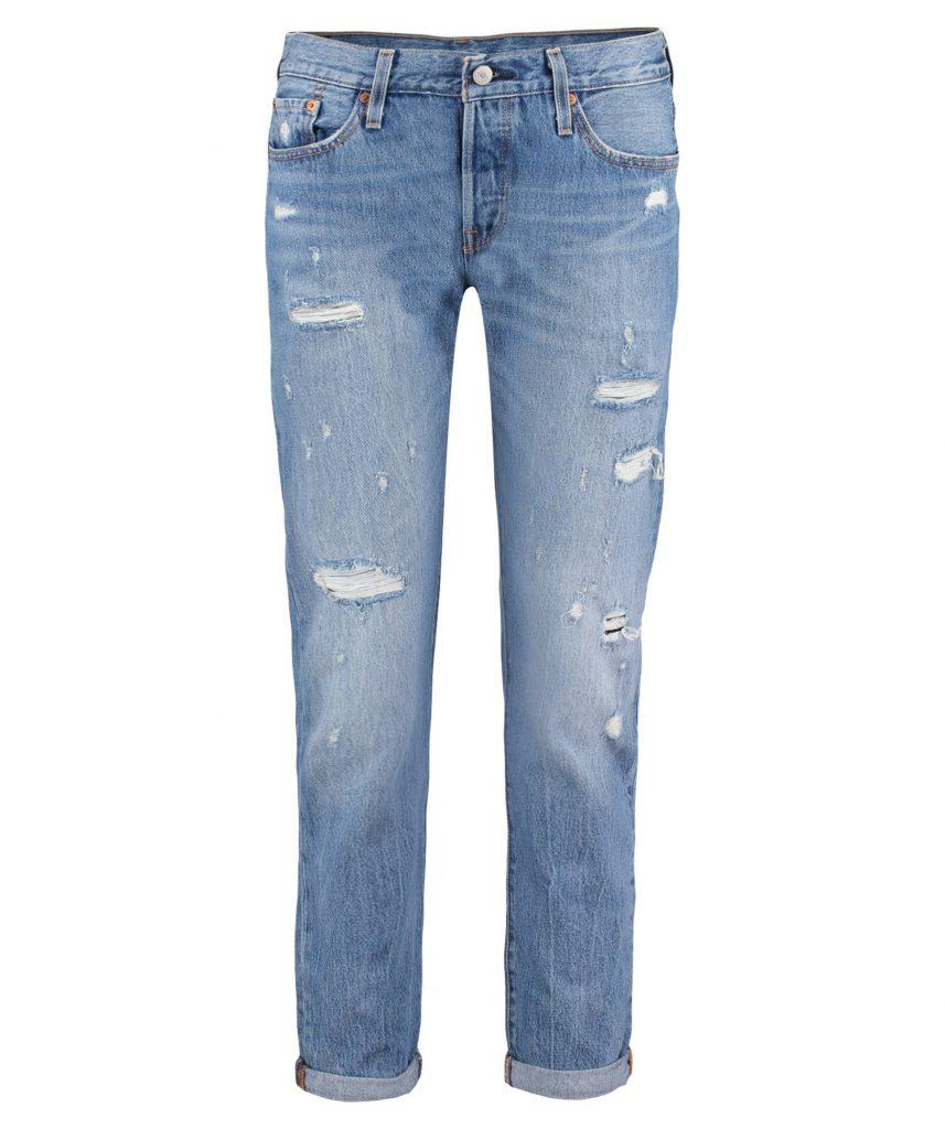 Boyfriend Jeans Levis