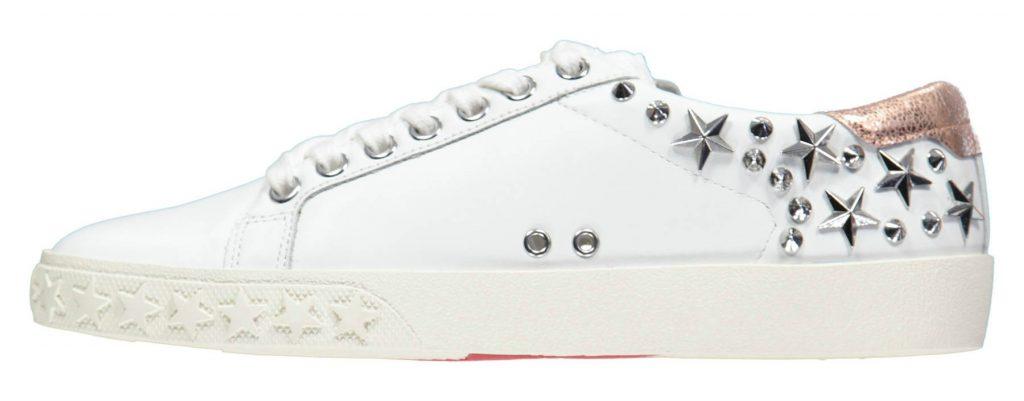 Sneakers Weiß Ash