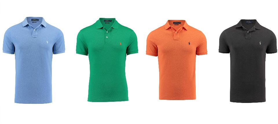 CollagePoloShirts