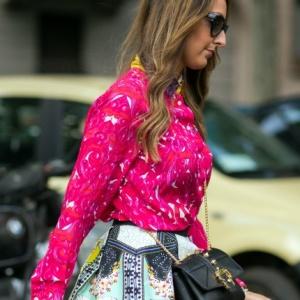 Pink ist erwachsen geworden: die Trendfarbe im Stylecheck