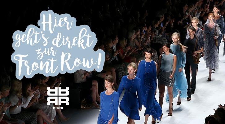 fashion week live spiel