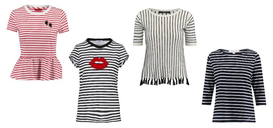 Collage Damen Shirts