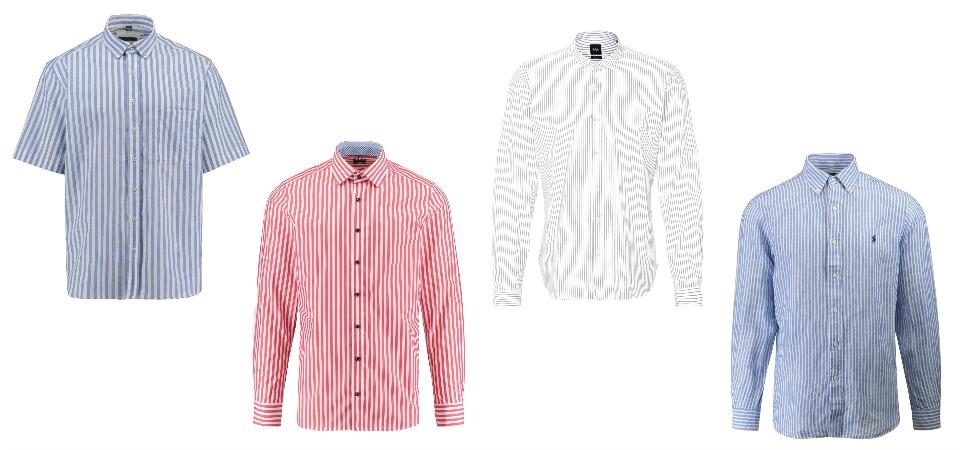 Collage Hemden