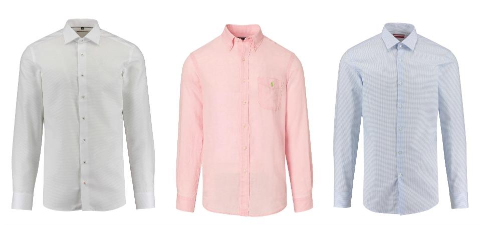 Collage Herren Hemden