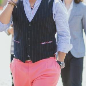 Trendspotting: warum Männer auf Rosa setzen sollten
