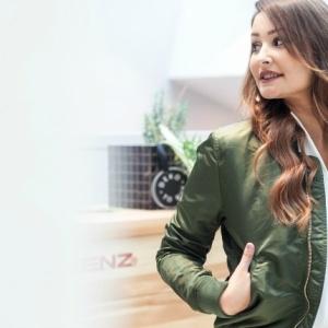 Toller Übergangslook für wahre Fashionistas