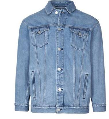 premium selection 93e37 bc1bd Jeansjacke Trend helles Denim - FASHION UP YOUR LIFE.FASHION ...