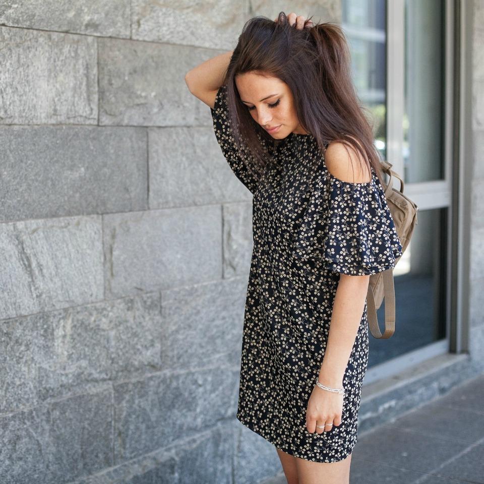 Kleid Ganni