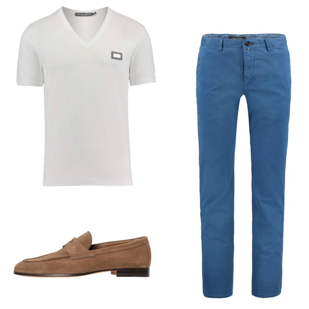 Collage Chino Outfit