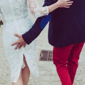 Wir machen's kurz: das etwas andere Brautkleid