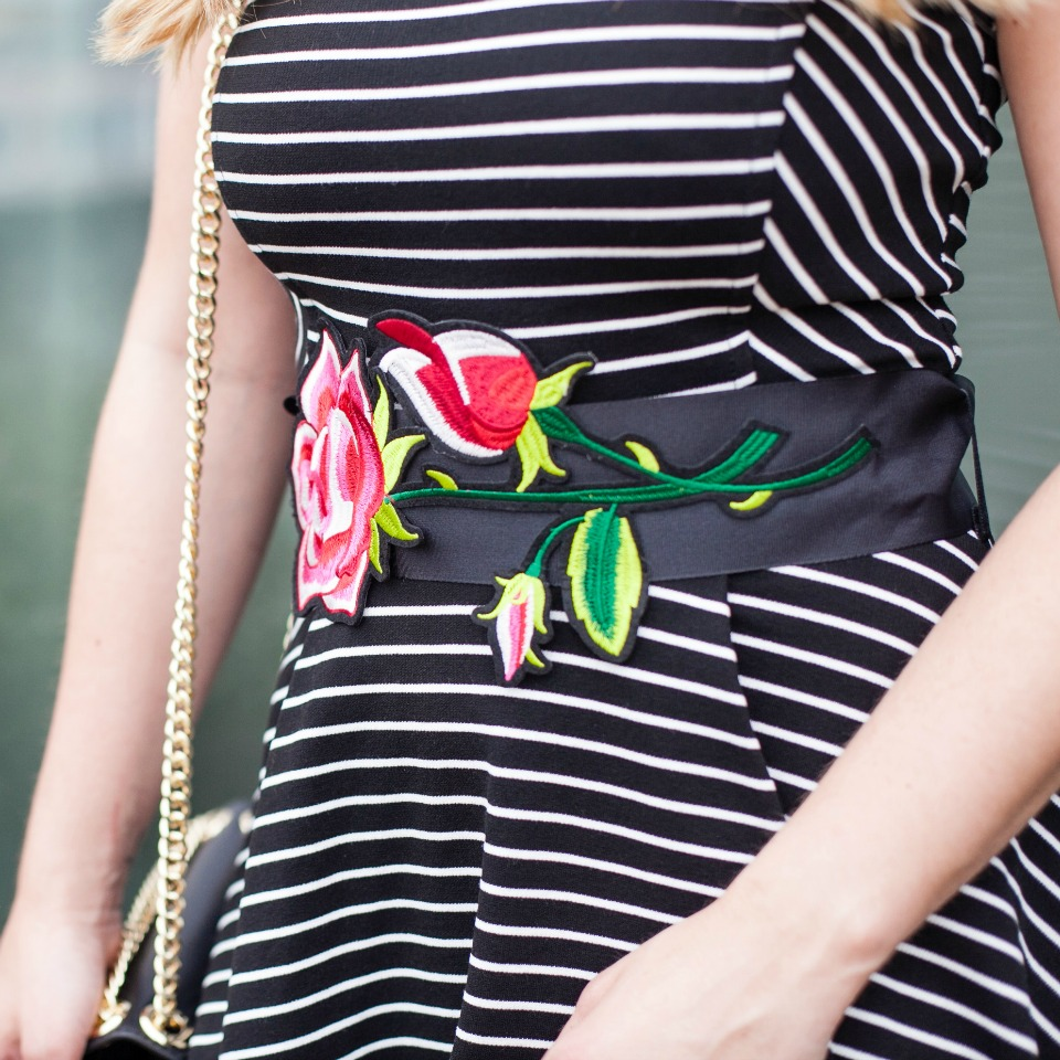 Kleid Details