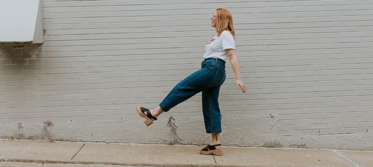 Denim-Guide: Die angesagtesten Jeans für jede Figur!