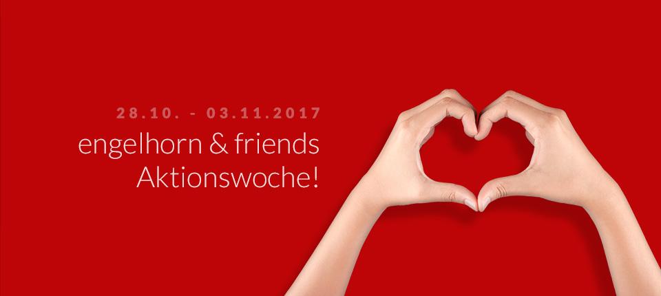 Wir sagen DANKE mit engelhorn & friends