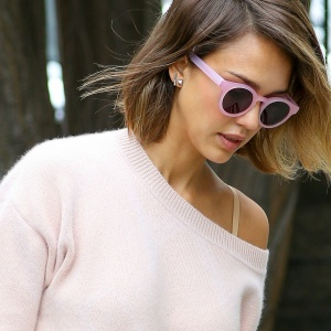 Rosaroter Trendalarm: Der Bubblegum Pulli