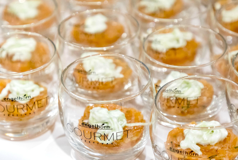 Genuss pur: Unser 2. engelhorn Gourmetfestival