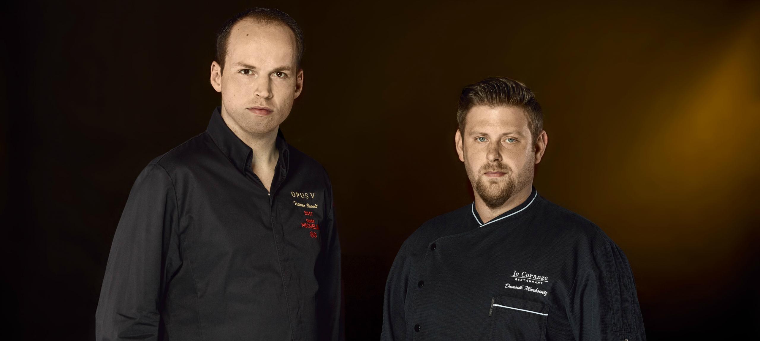 engelhorn Gastro: 2 Sterne verteidigt – 1 erarbeitet