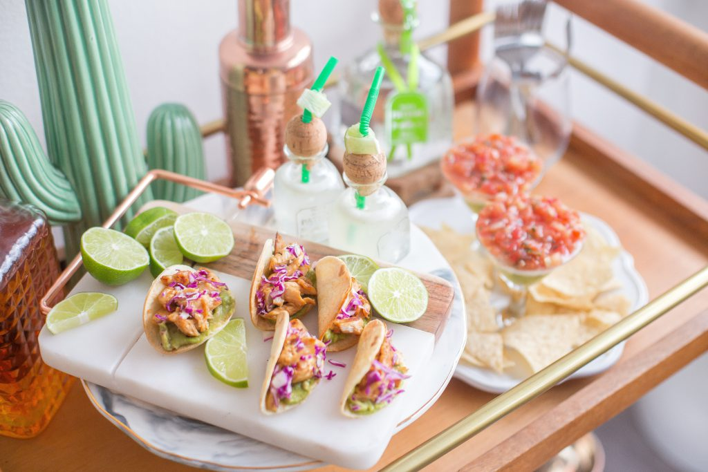 Fingerfood Tacos