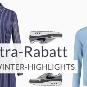 Weekly Deal: 15% Extra-Rabatt auf unsere Mode Highlights