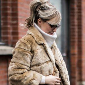 Blogger Streetstyle Impressionen: It's cold outside